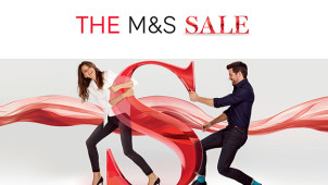 50% Off Clothing, Furniture and Home at Marks & Spencer