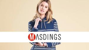 15% Off Orders at Masdings