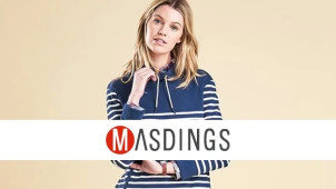 Up to 50% Off in the Masdings Sale
