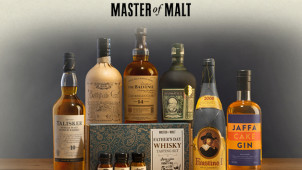 £5 Gift Card with Orders Over £60 at Master of Malt