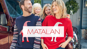Up to 50% Off Orders in the End of Season Sale at Matalan