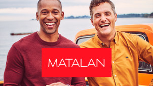 Up to 70% Off in the Autumn Sale Plus £5 Amazon Gift Card with Orders Over £50 at Matalan