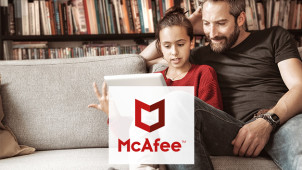 £5 Gift Card with Orders Over £25 at McAfee Internet Security