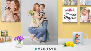 Zum Valentinstag -  Bis zu 30% Extra Rabatt bei meinfoto.de
