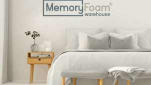 Up to £200 Off in the Clearance Sale at Memory Foam Warehouse