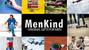 £5 Off Orders Over £40 at Menkind