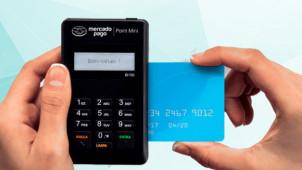 Maquininha para cartões de débito e crédito por 12x R$9,90 no Mercado Pago