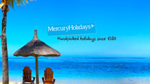3 Weeks for 2 on Selected Holidays at Mercury Holidays