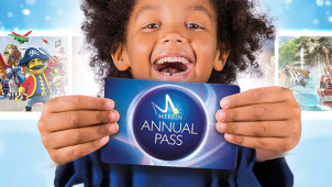 £50 Off Standard Annual Pass with Merlin Pass