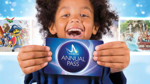 Up to 50% Friends and Family Discount for Passholders at Merlin Pass