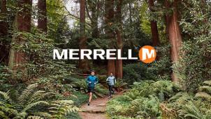 20% Rabatt auf Laufschuhe bei Merrell