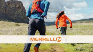-20% de réduction sur les articles non soldés chez Merrell