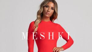 Extra 10% Off at Meshki Now!