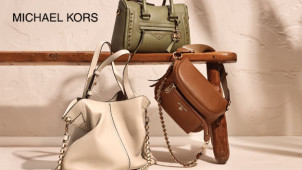 Limited Availability: Up to 50% Off the Michael Kors Sale Range Now!