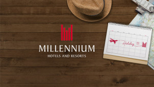 10% Off Selected Bookings at Millennium Hotels & Resorts