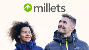 Enjoy an Extra 15% Off Selected Orders at Millets