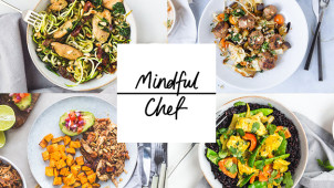 £10 Off First and Second Box Orders at Mindful Chef