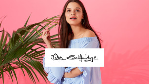 Free Standard Delivery at Miss Selfridge