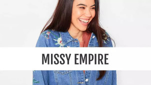 5% Off First Orders with Newsletter Sign Ups at Missy Empire