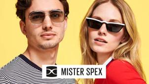 20% Korting op alle Zonnebrillen bij Mister Spex