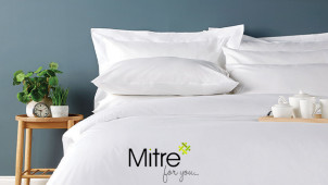 Free Delivery on Orders Over £60 at Mitre Linen