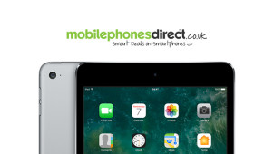 Free iPad with Selected Orders at Mobile Phones Direct