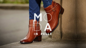 25% Off Orders Plus 50% Off Top Styles in the Black Friday Event at Moda in Pelle