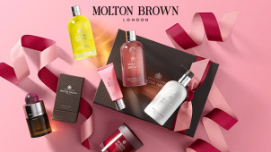 Complimentary Travel Set with Orders Over £75 at Molton Brown