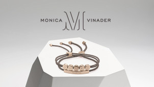Free Delivery on Orders at Monica Vinader