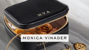 15% Off First Orders with Newsletter Sign-ups at Monica Vinader