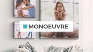Toiles à -15% sur Monoeuvre.fr