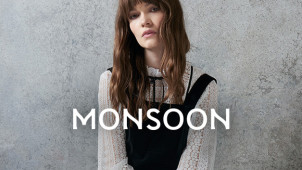 15% Off First Orders at Monsoon
