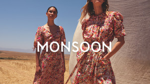 Extra 25% Off Orders at Monsoon