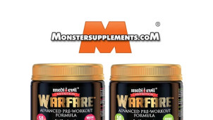 Free T-Shirt with Orders Over £25 at Monster Supplements