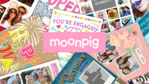 Anniversary Cards from $4.49 at Moonpig