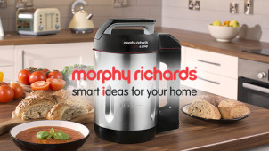 £10 Off Orders Over £100 at Morphy Richards