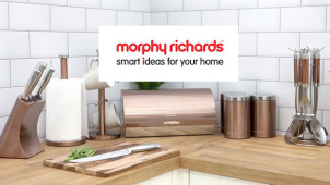 £5 Gift Card with Orders Over £30 at Morphy Richards