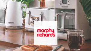 15% Off Orders Including Sale Items at Morphy Richards