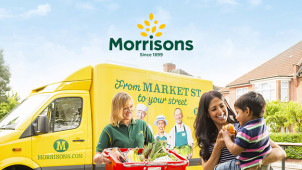 £12 Off First Orders Over £60 at Morrisons