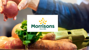 Save £5 When You Spend £40 Online for Delivery or Click & Collect at Morrisons