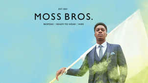 20% Off Orders Over £100 at Moss Bros