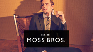 10% Off Orders Over £125 at Moss Bros