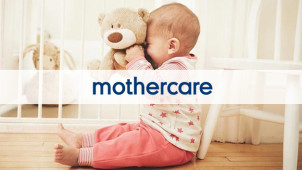£10 Off Orders Over £50 with App Download and My Mothercare Sign-Ups at Mothercare