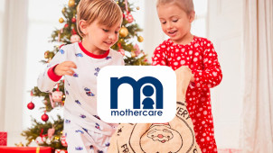 25% Full Price Off Clothing, Footwear and Accessories in the Black Friday Sale at Mothercare