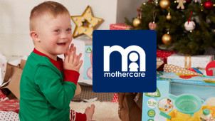 Up to 60% Off in the Black Friday Sale at Mothercare - Toys, Accessories, Clothing and Footwear