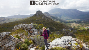 50% or More Off Everything at Mountain Warehouse