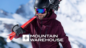Save Extra 10% Off Orders Over $50 at Mountain Warehouse