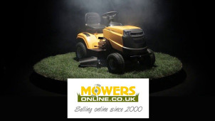 £20 Gift Card with Orders Over £400 at Mowers Online