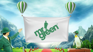 Up to £100 Matched Bonus and 200 Bonus Spins on First £20+ Deposits at Mr Green