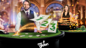 Get Up to €40,000 in Winnings and a €100 Free Bet at Mr Green